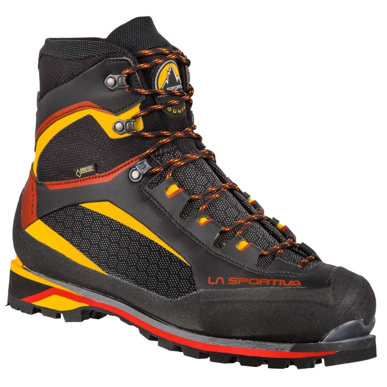 5c6d8dfa La Sportiva - buty wysokogórskie Trango Tower Extreme GTX black-yellow