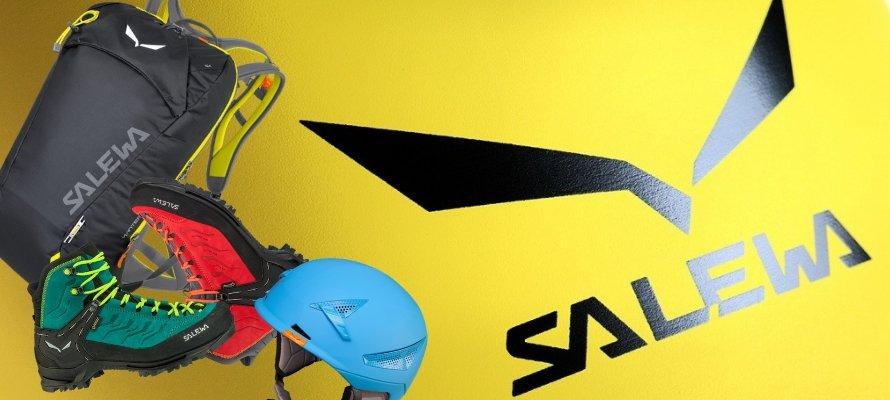 Salewa - odzież i sprzęt do wspinaczki górskiej
