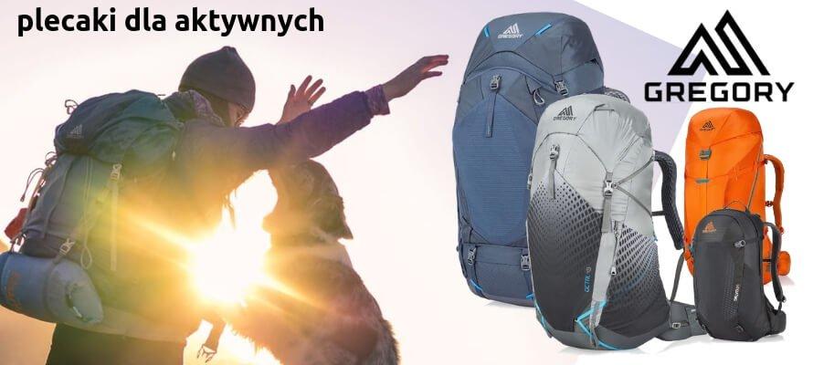 Gregory - plecaki dla aktywnych