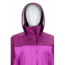 Kurtka damska Marmot PreCip Jacket Neon Berry/Deep Plum