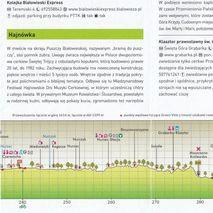 Europilot - Mapa tras rowerowych. Green Velo, Województwo podlaskie cz. południowa