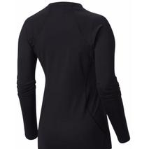 Columbia - Termoaktywna bluza damska midweight stretch L/S - black