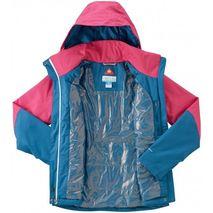 Columbia - kurtka damska Everett Mountain phoenix blue/punch pink