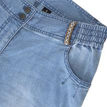 Ocun - Spodnie damskie Inga jeans light blue