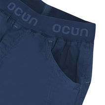 Ocun - Spodnie wspinaczkowe męskie Mania Pant navy/green