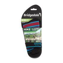 Bridgedale - Skarpety Hike junior purple/black