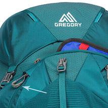 Gregory - Plecak męski  Baltoro 75 dusk blue