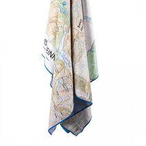 Lifeventure - Ręcznik turystyczny - SoftFibre OS Map Towel - Giant (Snowdon)