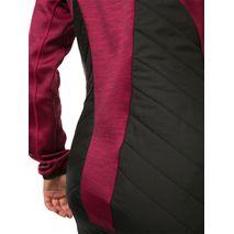 Berghaus - Bluza hybrydowa damska Gemini Hybrid black/dark pink