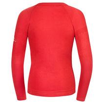 Fjord Nansen - Koszulka z długim rękawem Merino Woman red