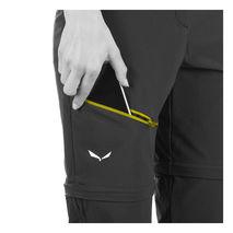 Salewa - Spodnie damskie z odpinanymi nogawkami Puez 2 DST W 2/1 Pant black out