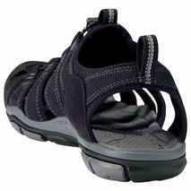 Keen - Sandały męskie Clearwater CNX black/gargoyle