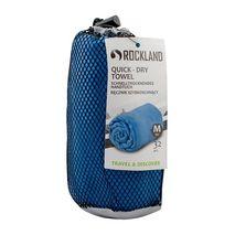 Rockland - Ręcznik szybkoschnący Quick - Dry Towel rozmiar M - niebieski