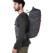 Berghaus - Plecak wspinaczkowy FAST HIKE 45 carbon / haute red