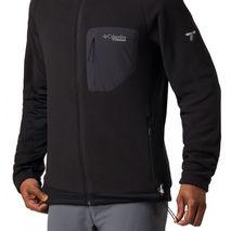 Columbia - Polar męski Titan Pass 2.0 II Fleece Black