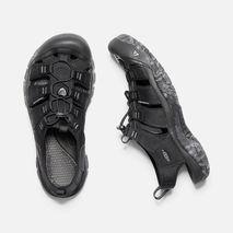 Keen - Sandały męskie Newport H2 black / swirl outsole