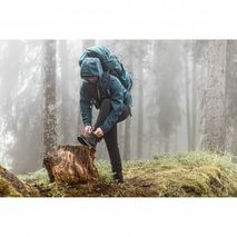 Millet - Buty trekkingowe męskie High Route GTX M black / acid green