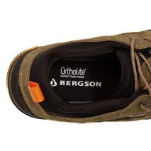 Bergson - Buty z membraną męskie Meru Low STX - cub brown