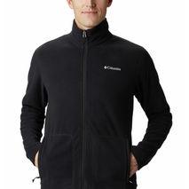 Columbia - Bluza polarowa męska Fast Trek Light Full Zip Black