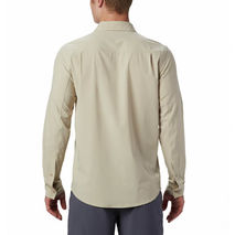 Columbia - Koszula męska Triple Canyon LS Shirt Solid Fossil