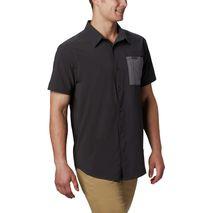Columbia - Koszula męska Triple Canyon SS Shirt Solid Shark City