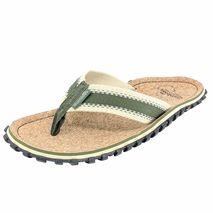 Gumbies - Klapki Unisex Corker Flip-Flops khaki