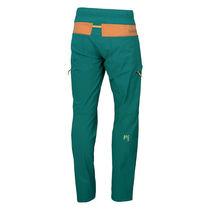 Karpos - Spodnie trekkingowe męskie Dolada Pant Quetzal Green/Scarlet Ibis