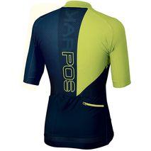 Karpos -  Koszulka MTB męska  Verve Jersey sky capt. / insignia blue / yellow