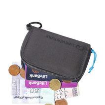 Lifeventure - Portfel RFiD Coin Wallet grey