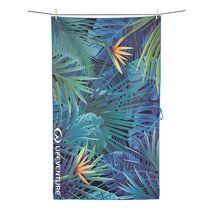 Lifeventure - Ręcznik turystyczny Tropical Printed SoftFibre Trek Towel