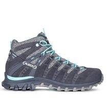 AKU - Buty damskie Alterra Lite Mid GTX anthracite / light blue
