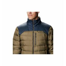Columbia - Kurtka męska puchowa Autumn Park Down Jacket stone green
