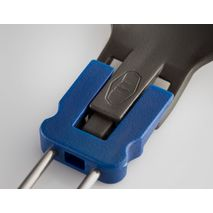 GSI Outdoors - Łyżko-widelec Folding Foon blue