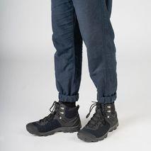 Keen - Buty męskie Venture Mid WP black/black