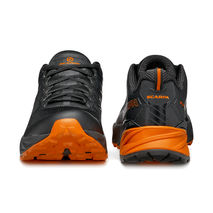 Scarpa - Buty biegowo-trekkingowe Rush black-orange