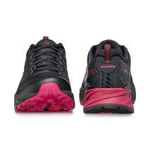 Scarpa - Damskie buty biegowo-trekkingowe Rush Wmn black-cherry