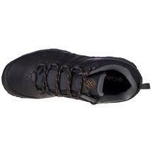 Columbia - Buty męskie Woodburn II waterproof black