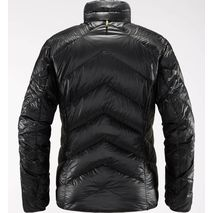 Haglöfs - Kurtka puchowa damska L.I.M. Essens Jacket Women True Black