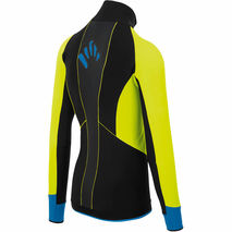 Karpos - Skiturowa bluza hybrydowa Alagna Evo Jacket sulphur spring / indigo bunting