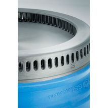 GSI Outdoors - Składany garnek Escape HS 2l Pot blue