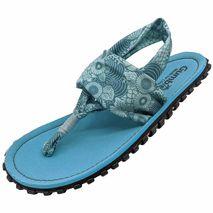 Gumbies - Sandały Slingback Sandal Women Turquoise
