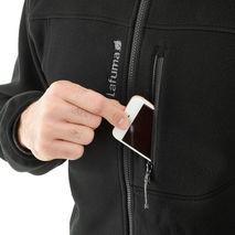 Lafuma - Bluza polarowa męska Access Zip In black