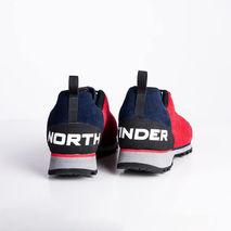 Northfinder - Buty męskie turystyczne Kamet red / blue