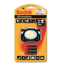 Latarka czołowa Kodak Led HEADLAMP 5-WATT/300 Lumens