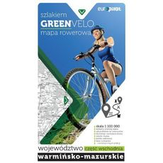Europilot, Europilot - Mapa tras rowerowych. Nie tylko Green Velo. Województwo warmińsko-mazurskie, część wschodnia, mapa tras rowerowych, szlaki rowerowe, greenvelo, trasy rowerowe, trasy rowerowe warmińsko-mazurskie