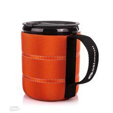 GSI - Kubek Infinity Backpacker Mug orange