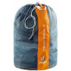 Deuter - akcesoria - Worek transportowy Mesh Sack 5l mandarine