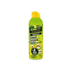 Ultrathon - Preparat w aerozolu przeciwko komarom, kleszczom muchom i innym owadom 177ml 25% DEET
