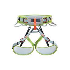 Climbing Technology - Uprząż wspinaczkowa ASCENT grey/green