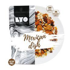 Lyo Food - żywność liofilizowana - Potrawa meksykańska z kurczakiem i ryżem 370 g
